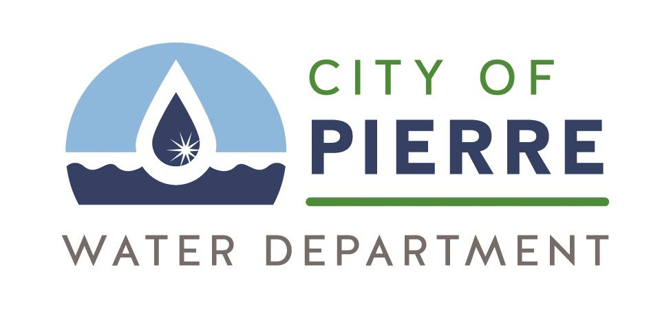 Pierre Water Department Logo