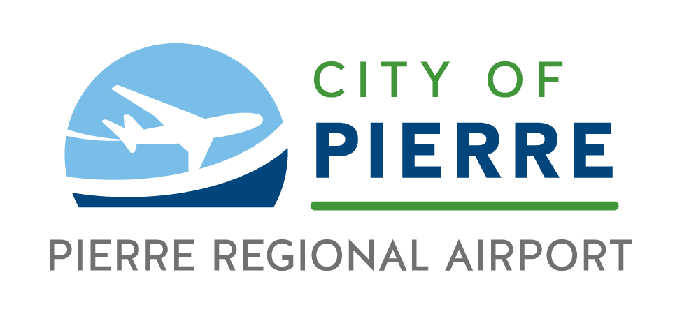 Pierre Airport Logo