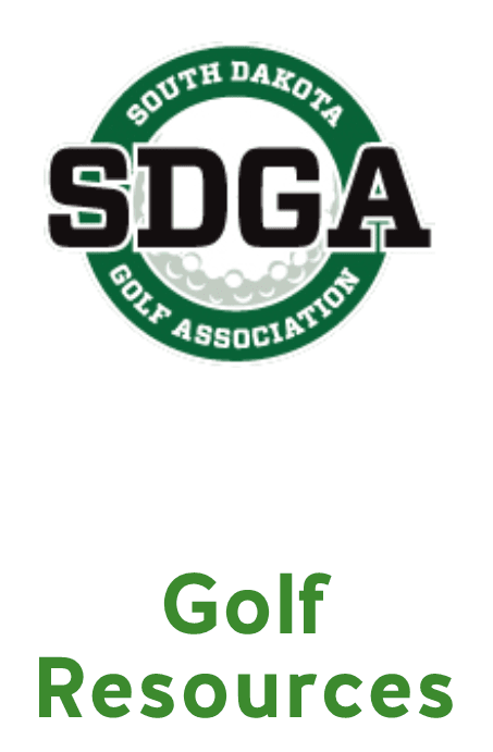 GOLF RESOURCES BUTTON