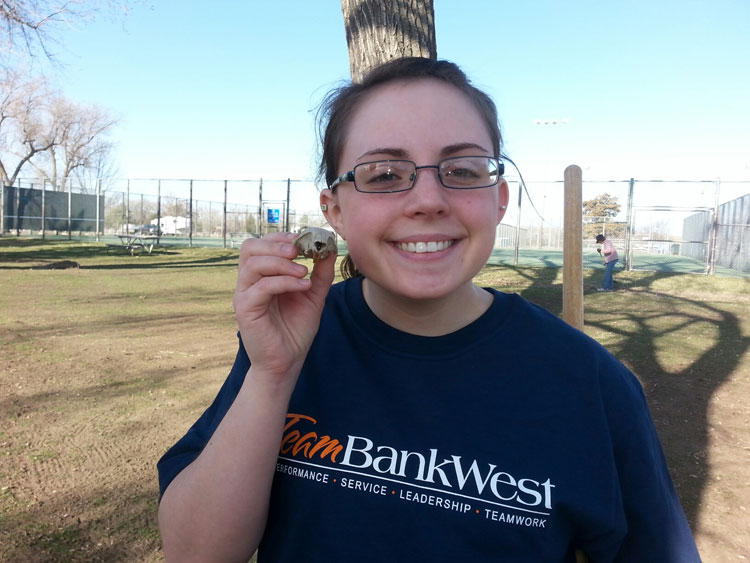 Volunteer from Bankwest
