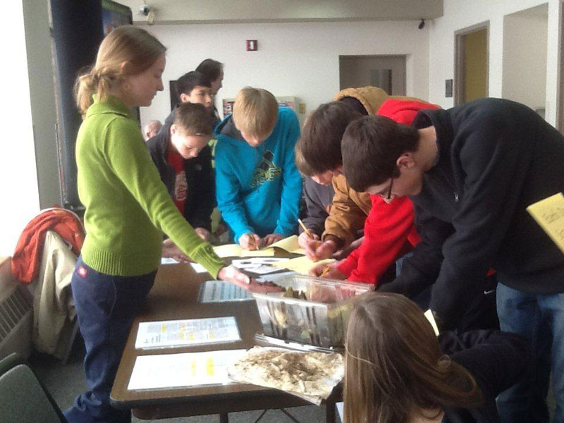 GMMS Students Attend Earth Day Program