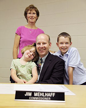 The Mehlhaff Family