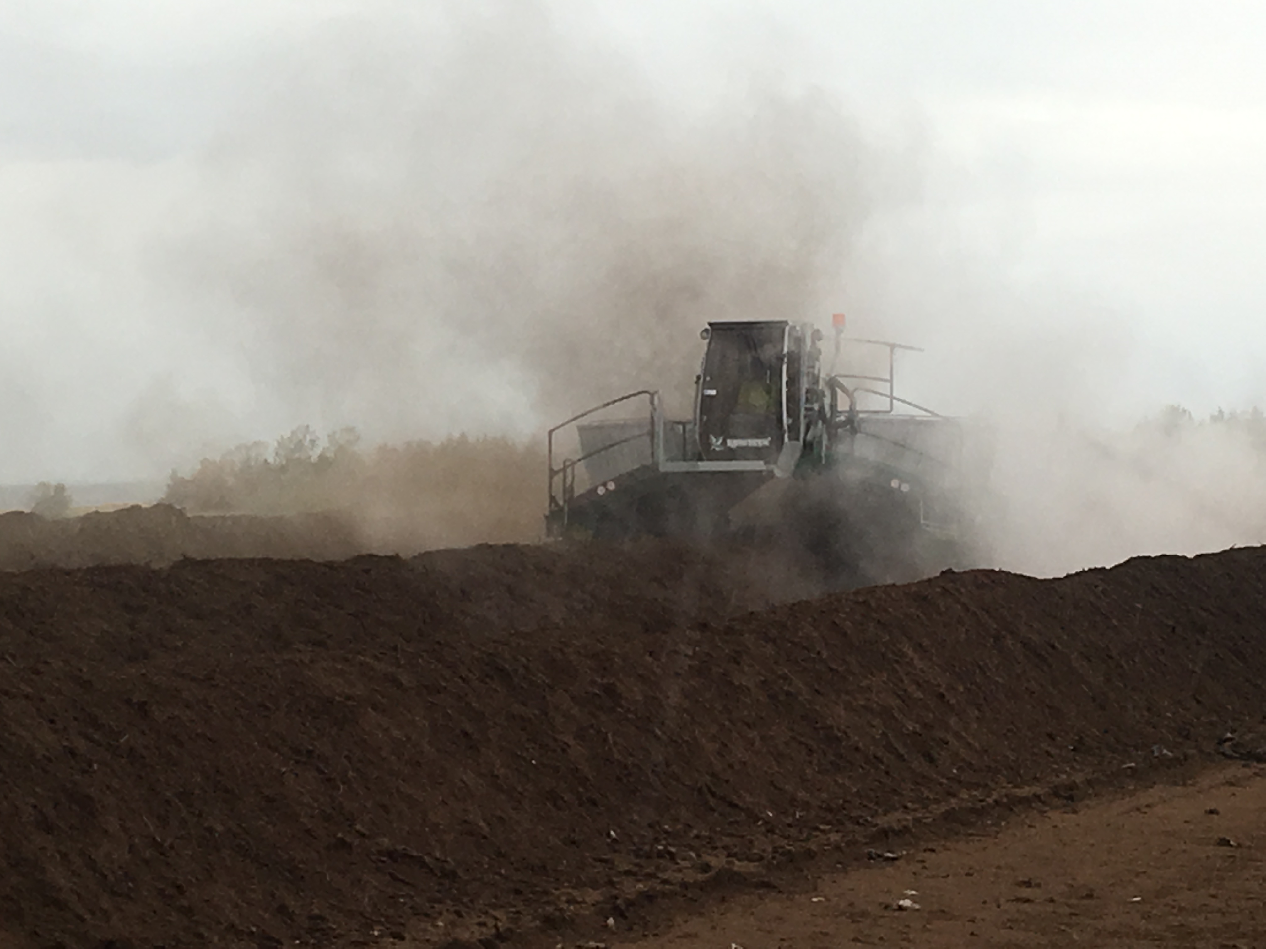 Compost Processing